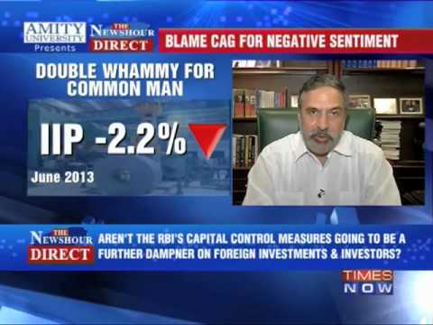 The Newshour  Direct : Anand Sharma