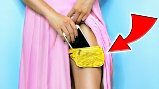 WEIRD Prom Life Hacks EVERY Girl Should Know!