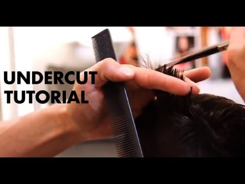 How to Give Your Kid a Cool Haircut | Undercut Haircutting Tutorial