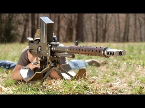 iMac vs 20mm Anti-Tank Rifle