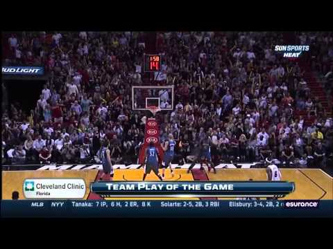 April 04, 2014 - Sunsports - Game 75 Miami Heat Vs Timberwolves - Loss(2OT)(52-23)(Heat Live)