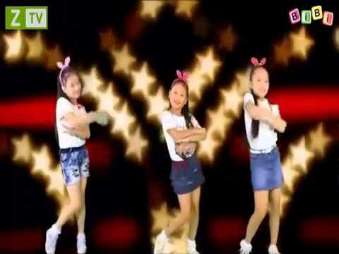 Nhảy Cùng BiBi  - Tập 11 -  Mèo Con Đi Học