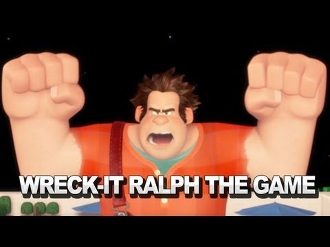 Wreck-It Ralph the Game Debut Trailer