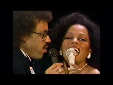 Lionel Richie & Diana Ross - ''Endless Love'' - 1982 Oscars HD