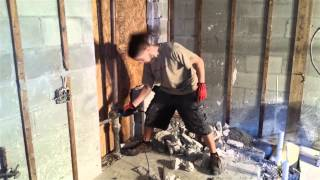 This Construction Worker Is The Most Metal Thing You'll See All Day