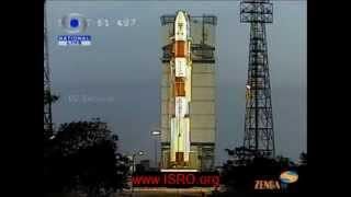 RISAT-1 Satellite Launched Using India's Polar Satellite