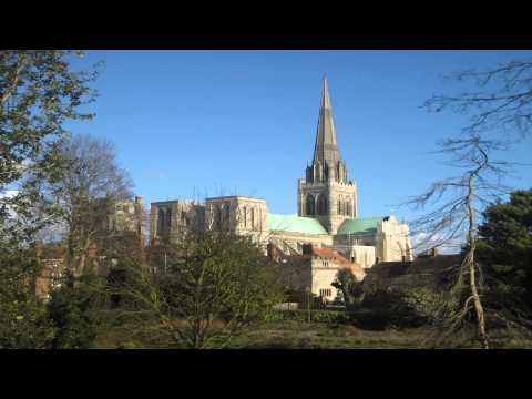 Chichester cathedral Chichester West Sussex