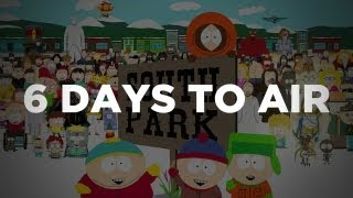 6 Days To Air: The Making Of South Park Comedy Central