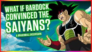 WHAT IF BARDOCK CONVINCED THE SAIYANS? | MasakoX