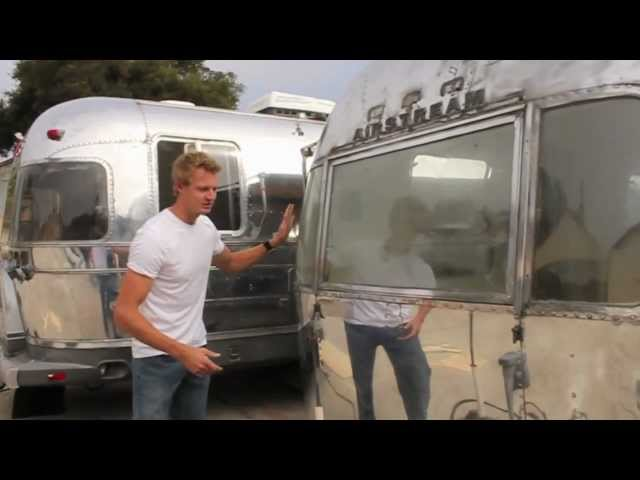 Airstream Planet - 1970s Exterior - Episode 1020