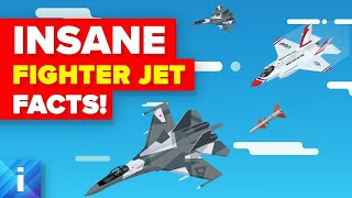 50 Insane Fighter Jets Facts That Will Shock You!