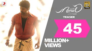 Mersal - Official Tamil Teaser |