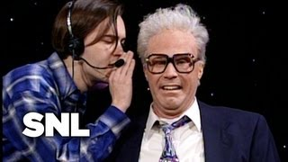 SNL Harry Caray: Space, The Infinite Frontier ft Jeff Goldblum