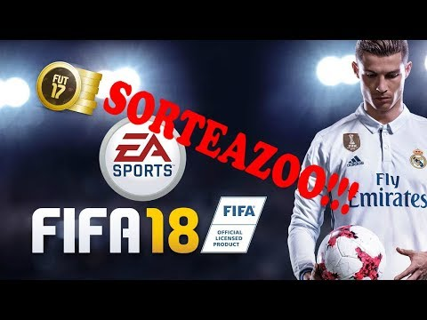 Sorteo monedas FIFA 18   Fut Champions y Marquesinas