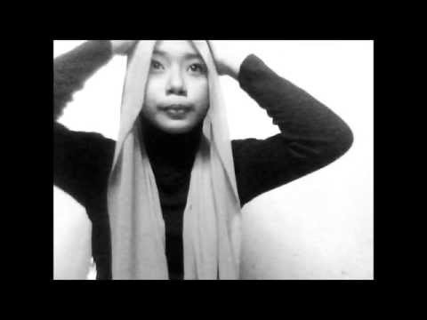How To Wear Shawl by Aqashah Radzi