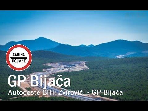 BiH autocesta A1 - HR autocesta A10 (granični prijelazi Bijača - Nova Sela)