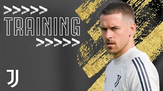 🔥? Tuesday Training as Juventus return to the JTC! | Juventus Training