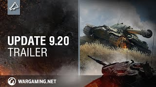 World of Tanks - 9.20-as Frissítés Trailer