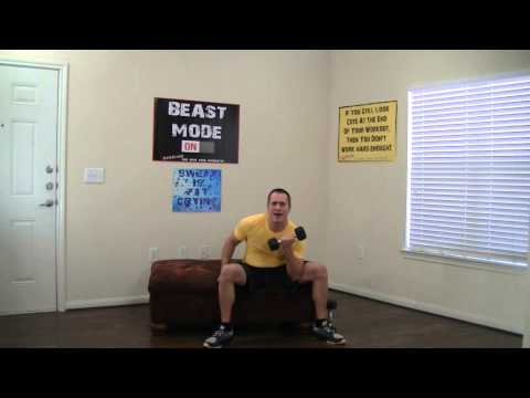 12 Min Arms Workout - HASfit Arm Exercises - Arm Work Outs - Biceps Triceps Exercise - Arms Workouts