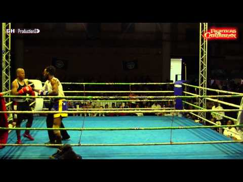 FIGHTERS OF THE CARIBBEAN - Evertsz vs Nahr