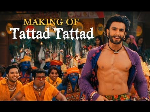 Tattad Tattad (Ramji Ki Chaal) Song Making | Ram-leela