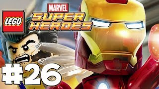 LEGO Marvel Superheroes Part 26 A DOOM WITH A VIEW