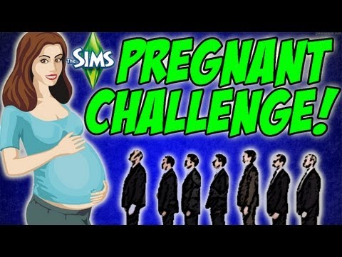 The Sims 3 - Supernatural Infects Maid! - Pregnant Challenge #38