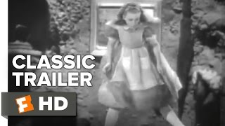 Alice In Wonderland Official Trailer #1 Gary Cooper