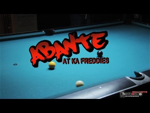 ABANTE   AT KA FREDDIES