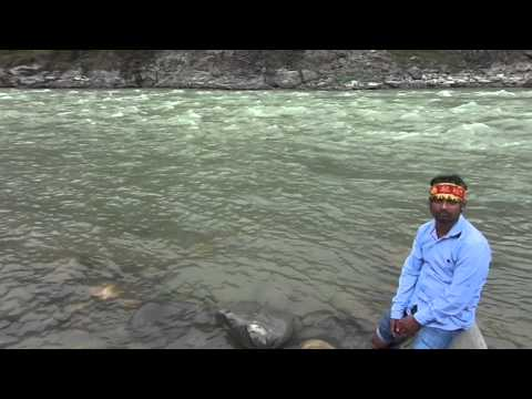 me, in manokamna river  !