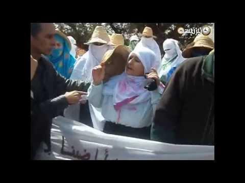 سكان دوار وعلكة يطالبون من ينصفهم