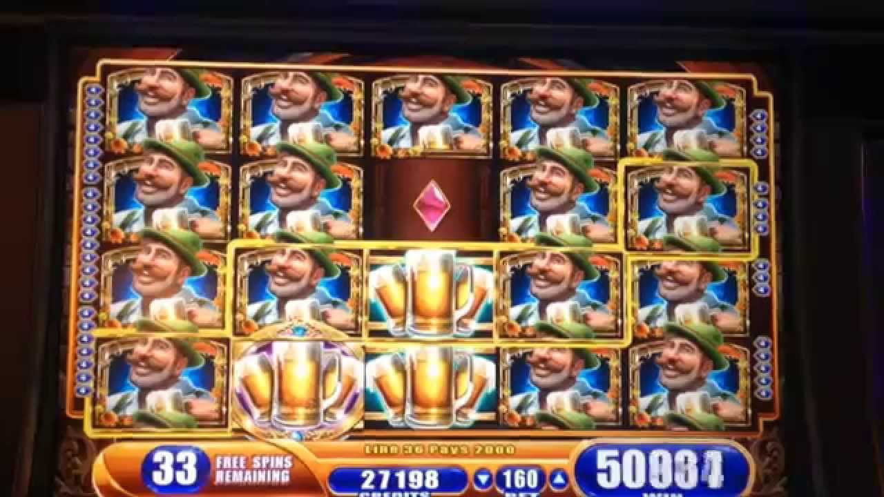 Bier Haus Slot Machine