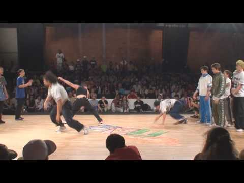 Dynamic Rockers(USA) vs Produkt Crew (SLOVAKIA) EUROBATTLE 09