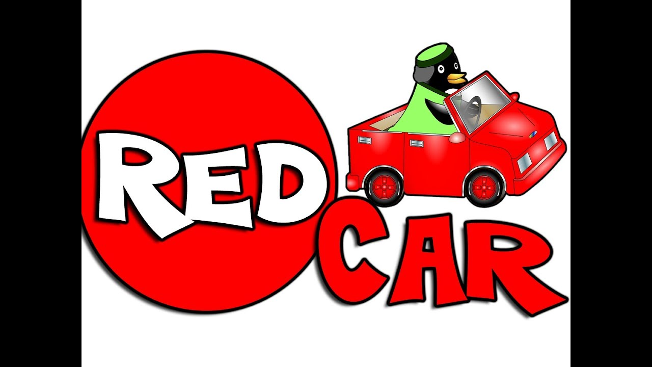 Quot Red Car Song Quot Learn Colors In English Learning Colours