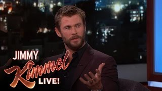 Chris Hemsworth's Dangerous Climb in the Himalayas