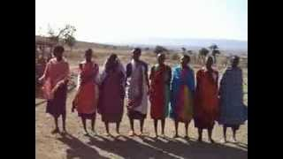[Maasai Women] Video