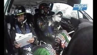 Vid�o WRC Turquie 2010 Jour 1 Crash Block par Motors TV (5709 vues)