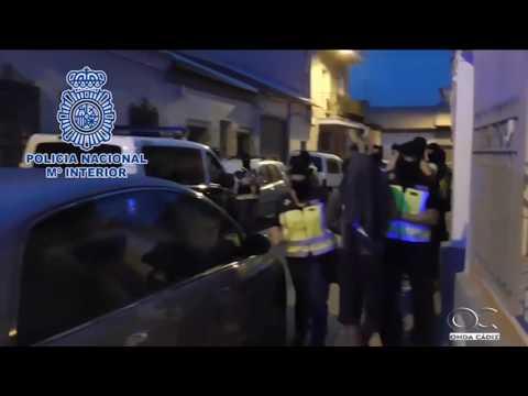 إسبانيا تعتقل مغربيين
