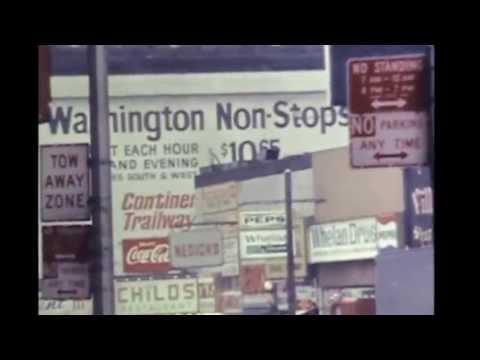 New York in the 1970s, filmed in Super 8 by Irving Schneider