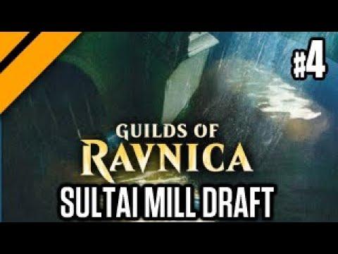 MTG: Arena - Sultai Mill - GRN Quick Draft (sponsored) P4