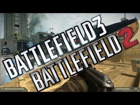 Сравнение Karkand - Bf3 против Bf2