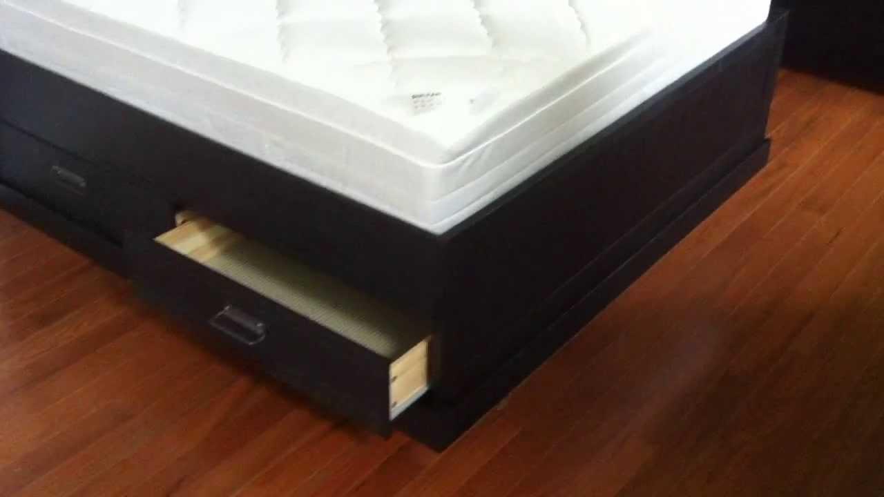 Ikea fjell storage bed assembly service in dc md va by for Ikea arlington va