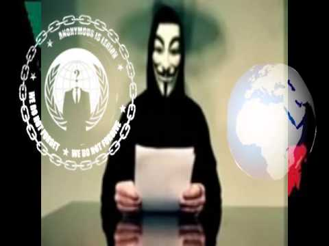 Anonymous. No apto para mexicanos que se ofenden facilmente