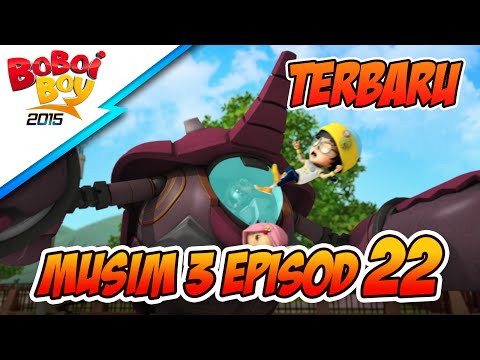BoBoiBoy Musim 3 Episod 22: Jagalah Bumi Bahagian 2