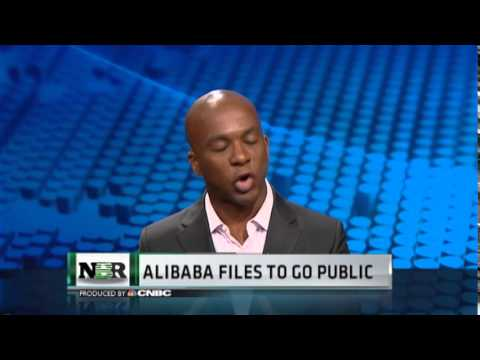 Nightly Business Report: Alibaba files to go public