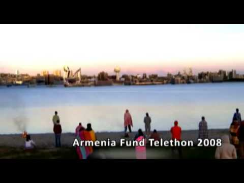 "Armenia Fund Telethon 2008 Music Video - ""Give Me Your Hand"" ""Ko Dzerke Tur Indz"""