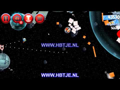 Angry Birds Star Wars 2 Naboo Invasion p1-15 3 stars