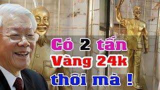 Nóng: Bí mật tượng vàng 2 tấn của Formosa hối lộ Nguyễn Phú Trọng | Trịnh Xuân Thanh tố cáo [108Tv]
