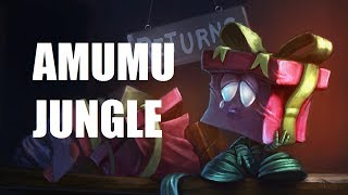 League Of Legends Re-Gifted AP Amumu Jungle Full Game