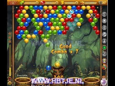 Bubble Epic level 9